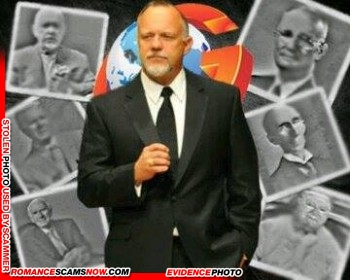 Jeffrey Jef Welch: Do You Know Him? Another Stolen Face / Stolen Identity 26