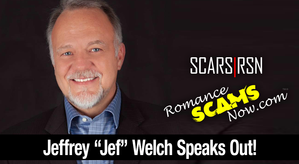 Jeffrey Jef Welch Speaks Out Against Scammers [VIDEO] 8