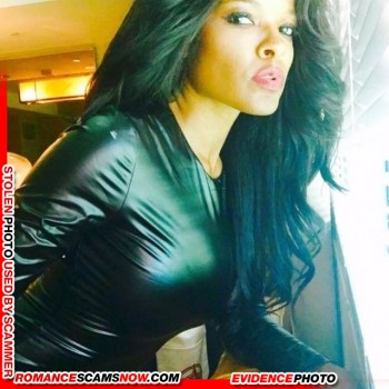 Keesha Sharp: Have You Seen Her? - Stolen Face / Stolen Identity 18