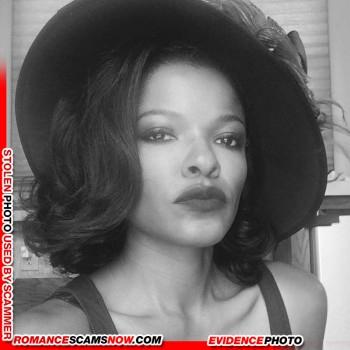 Keesha Sharp: Have You Seen Her? - Stolen Face / Stolen Identity 19