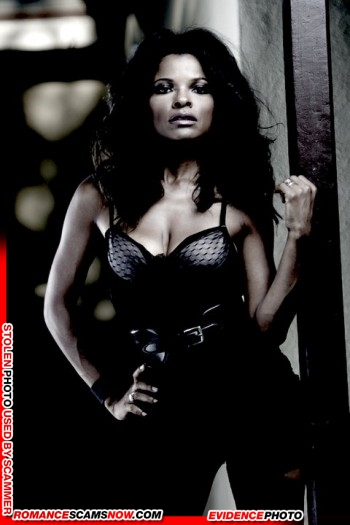 Keesha Sharp: Have You Seen Her? - Stolen Face / Stolen Identity 15