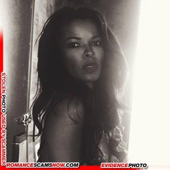 Keesha Sharp: Have You Seen Her? - Stolen Face / Stolen Identity 31
