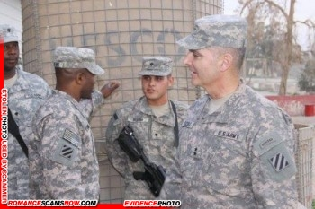 """General Anthony """"Tony"""" Cucolo: Do You Know Him? - Stolen Face / Stolen Identity 12"""