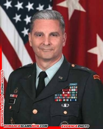 """General Anthony """"Tony"""" Cucolo: Do You Know Him? - Stolen Face / Stolen Identity 15"""