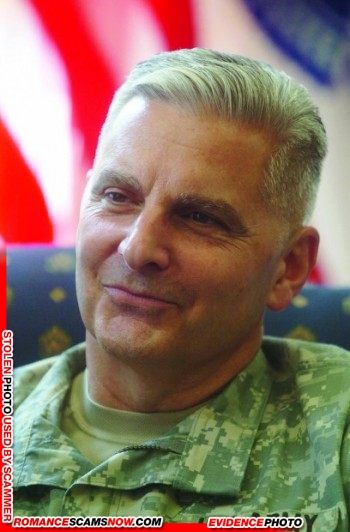 """General Anthony """"Tony"""" Cucolo: Do You Know Him? - Stolen Face / Stolen Identity 22"""