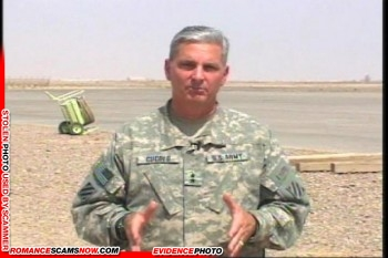"""General Anthony """"Tony"""" Cucolo: Do You Know Him? - Stolen Face / Stolen Identity 11"""