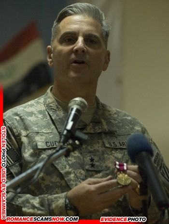 """General Anthony """"Tony"""" Cucolo: Do You Know Him? - Stolen Face / Stolen Identity 32"""
