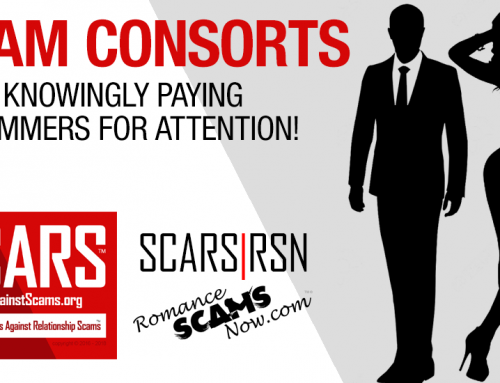 SCARS|RSN™ Insight: Romance Scammer As A Consort