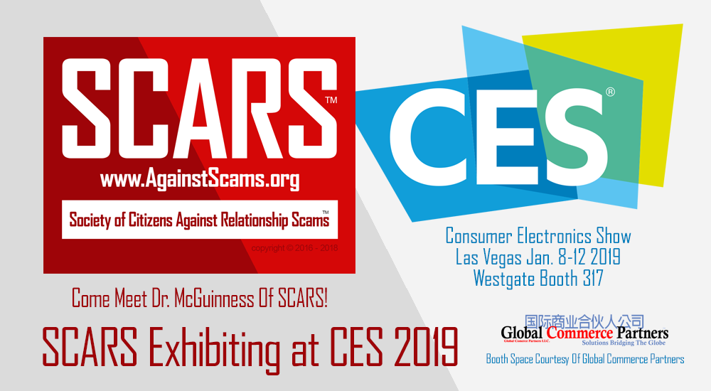 Come And Join Us At The Consumer Electronics Show In Las Vegas In January