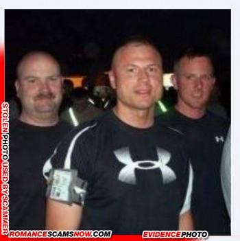 SCARS|RSN™ Stolen Face / Stolen Identity - Sargent / Chaplain David Becker U.S. Army: Do You Know Him? 12