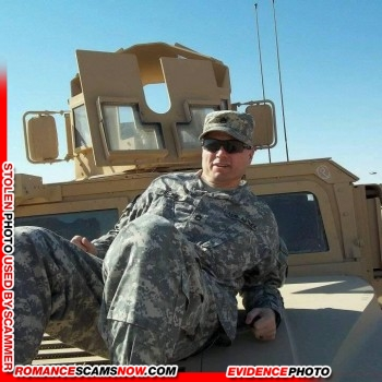 SCARS|RSN™ Stolen Face / Stolen Identity - Sargent / Chaplain David Becker U.S. Army: Do You Know Him? 14