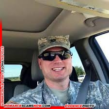 SCARS|RSN™ Stolen Face / Stolen Identity - Sargent / Chaplain David Becker U.S. Army: Do You Know Him? 20