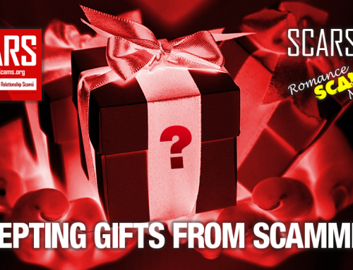 SCARS|RSN™ Insight: Receiving Gifts From Scammers