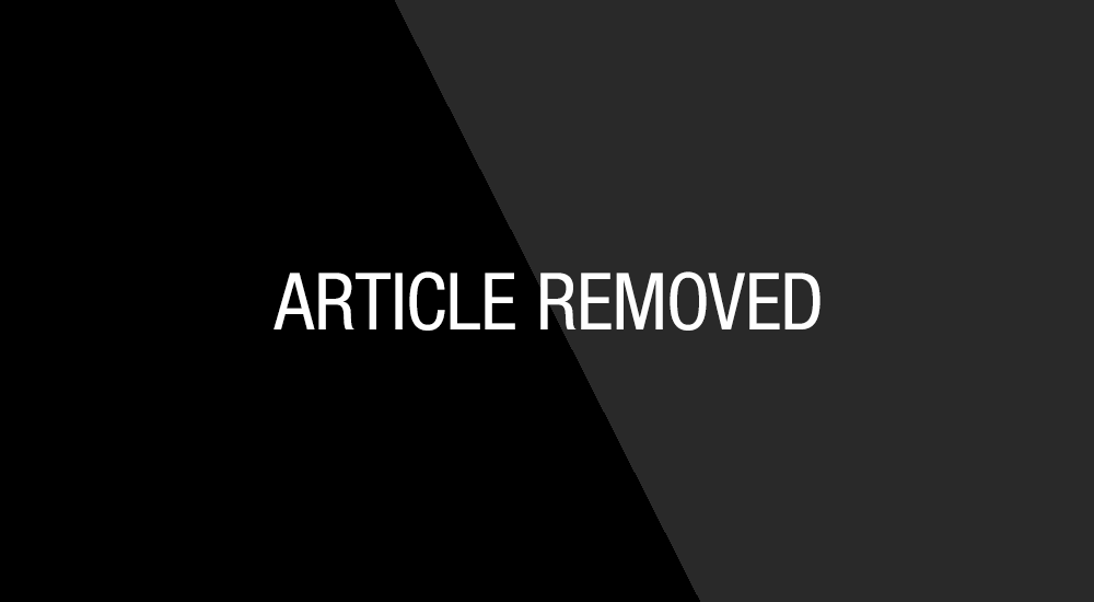 article-removed