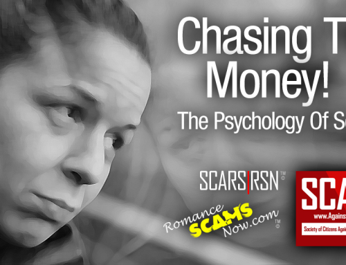 SCARS|RSN™ Psychology Of Scams: Chasing Your Money – A Psychological Trap