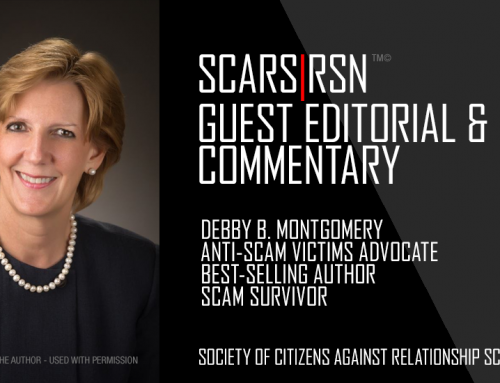 Have You Lost Your Power! A SCARS|RSN™ Guest Editorial By Debby B. Montgomery