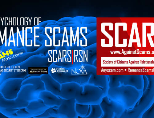 SCARS|RSN™ Subject Focus: The Psychology Of Romance Scams