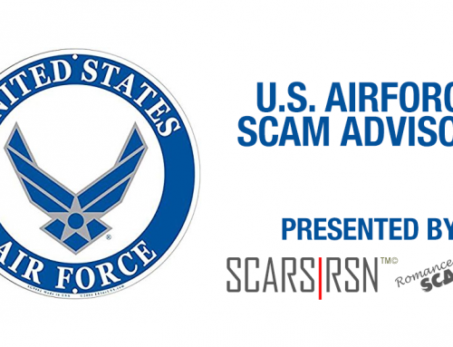 Official U.S. Airforce Warning – SCARS|RSN™ Special Report