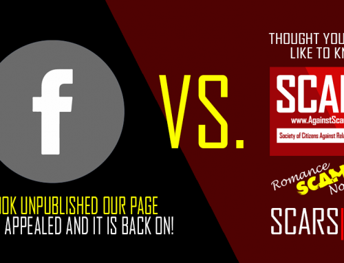 War With Facebook – SCARS|RSN™ Commentary