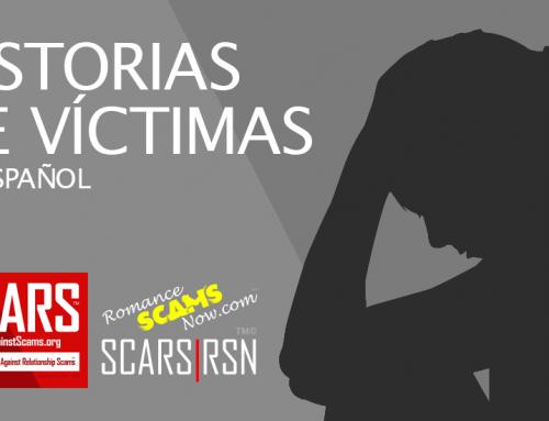 La Historia De Una Victima [En Español] [VIDEO] – SCARS Victim's Stories