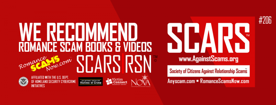 Romance Scam Books & Videos We Recommend ::: a SCARS / RSN page #206