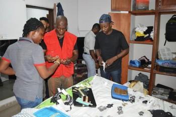 19 Nigerian Internet Fraudsters Arrested - SCARS|RSN™ Special Report 8