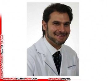 Dr. Fernando Gomes Pinto: Do You Know Him? Another Stolen Face / Stolen Identity 6