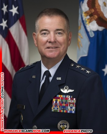 Major General Michael Dubie: Do You Know Him? Another Stolen Face / Stolen Identity 17
