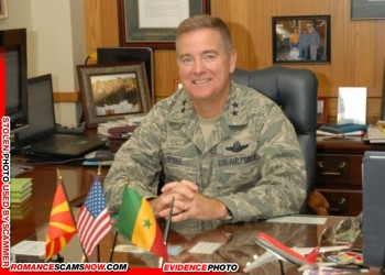 Major General Michael Dubie: Do You Know Him? Another Stolen Face / Stolen Identity 14