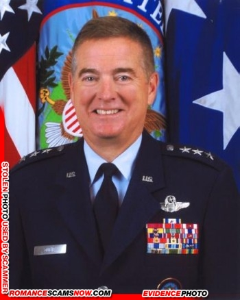 Major General Michael Dubie: Do You Know Him? Another Stolen Face / Stolen Identity 15