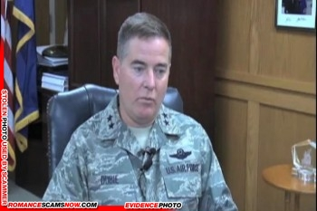 Major General Michael Dubie: Do You Know Him? Another Stolen Face / Stolen Identity 2