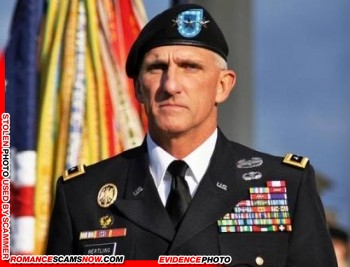 Lieutenant General Mark Hertling: Do You Know Him? Another Stolen Face / Stolen Identity 12