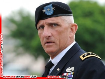 Lieutenant General Mark Hertling: Do You Know Him? Another Stolen Face / Stolen Identity 32
