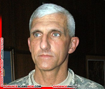 Lieutenant General Mark Hertling: Do You Know Him? Another Stolen Face / Stolen Identity 8