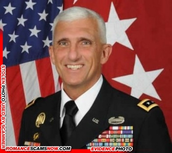 Lieutenant General Mark Hertling: Do You Know Him? Another Stolen Face / Stolen Identity 19