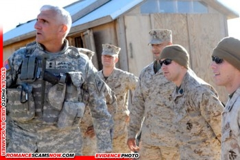 Lieutenant General Mark Hertling: Do You Know Him? Another Stolen Face / Stolen Identity 18