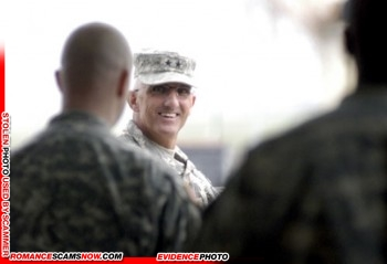 Lieutenant General Mark Hertling: Do You Know Him? Another Stolen Face / Stolen Identity 28