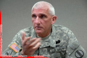 Lieutenant General Mark Hertling: Do You Know Him? Another Stolen Face / Stolen Identity 11