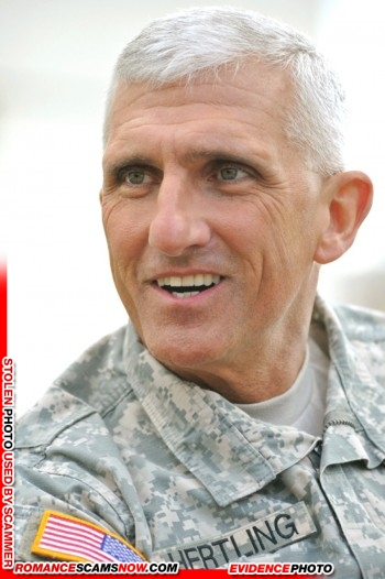 Lieutenant General Mark Hertling: Do You Know Him? Another Stolen Face / Stolen Identity 30