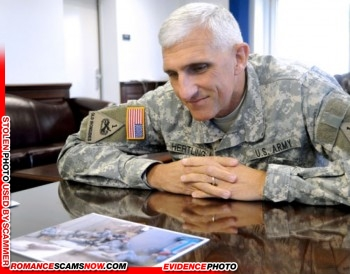 Lieutenant General Mark Hertling: Do You Know Him? Another Stolen Face / Stolen Identity 24