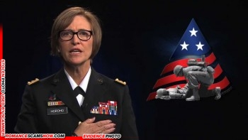 Lt. General Patricia D. Horoho: Have You Seen Her? Another Stolen Face / Stolen Identity 10