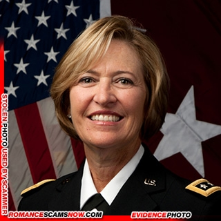 Lt. General Patricia D. Horoho: Have You Seen Her? Another Stolen Face / Stolen Identity 14