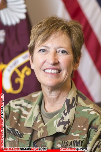 Lt. General Patricia D. Horoho: Have You Seen Her? Another Stolen Face / Stolen Identity 25