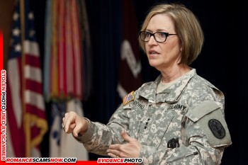 Lt. General Patricia D. Horoho: Have You Seen Her? Another Stolen Face / Stolen Identity 7