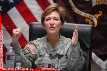 Lt. General Patricia D. Horoho: Have You Seen Her? Another Stolen Face / Stolen Identity 16