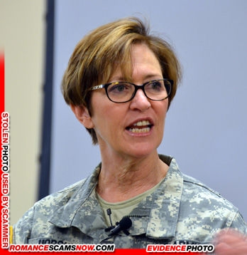 Lt. General Patricia D. Horoho: Have You Seen Her? Another Stolen Face / Stolen Identity 27