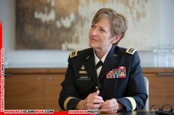 Lt. General Patricia D. Horoho: Have You Seen Her? Another Stolen Face / Stolen Identity 19