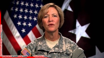 Lt. General Patricia D. Horoho: Have You Seen Her? Another Stolen Face / Stolen Identity 21
