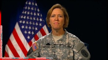 Lt. General Patricia D. Horoho: Have You Seen Her? Another Stolen Face / Stolen Identity 3
