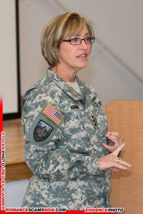 Lt. General Patricia D. Horoho: Have You Seen Her? Another Stolen Face / Stolen Identity 11